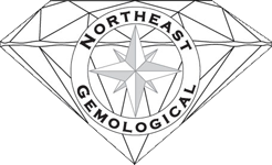 Northeast Gemological jewelry appraisals's logo